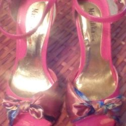 Pantofi luminoși cu călcâi _Size 36