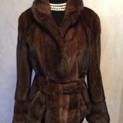 Mink coat 42/46