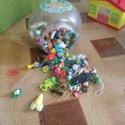 Toys from Kinder