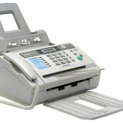 Used Panasonic fax machine kx-fl403