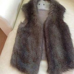 Γιλέκα με γούνα