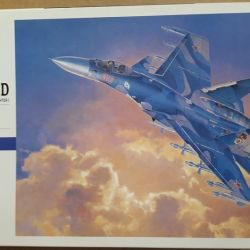 Μοντέλο 01565 Ε35 Su-33 / Su-33 Flanker D Hasegawa