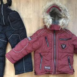Winter suit 116р.