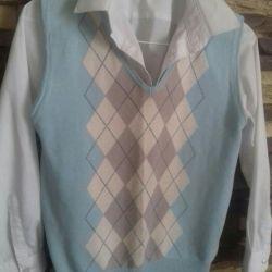 sweatshirt / boy / from England