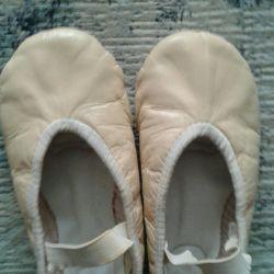 Ballet shoes Grishko skin