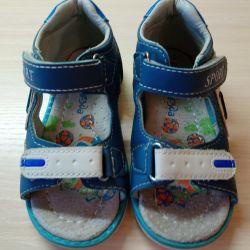 Sandali 23 rr (14.5 cm)