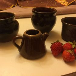 Lithuanian ceramics from the USSR