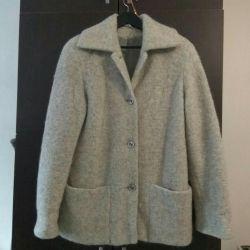 Μαλλί παλτό