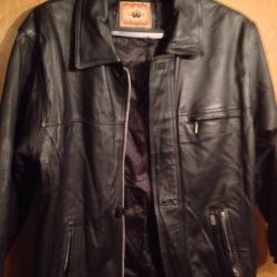 Second-hand leather jacket50-52