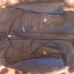 Jacket (leather) 50-52r