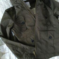 Windbreaker jacket Zara