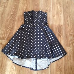 Korse ile yeni elbise