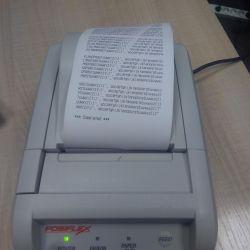 θερμικός εκτυπωτής ελέγχων PP-8000