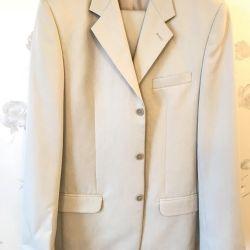 Men's suit, 50 size