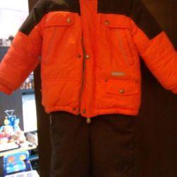Kış kerry takım elbise