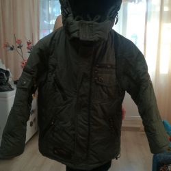 Jacket winter Kiko on the boy