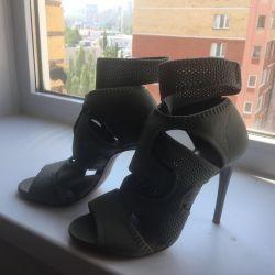 Summer boots Zara p.38