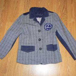 Піджак розмір 110-116