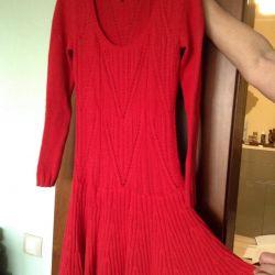 Платье новое вязаное Victoria's Secret 46-48