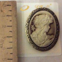 Cameo 5 cm antika
