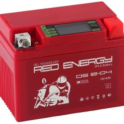 Battery RED energy DS 1204 4 Ah (YB4L-B)