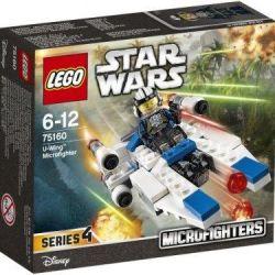 Yeni tasarımcı LEGO Star Wars 75160