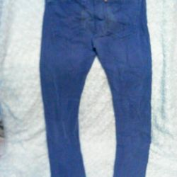 Erkekler için kot pantolon