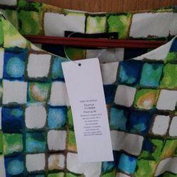 Φωτεινό φόρεμα τρικουτίνης 46p