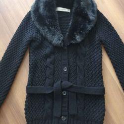 New Cardigan Zara, knitted sweater