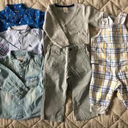 Îmbrăcăminte NXT, HM, Carteruri utilizate între 9-12 luni