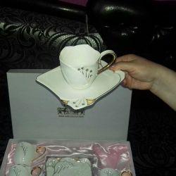 İngiliz çay seti Leford