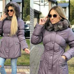 Winter women's jacket 46,56