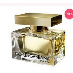 Perfume Dolce & Gabanna the One