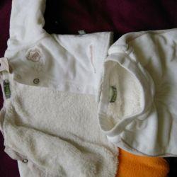 Suit warm. 0-3 month