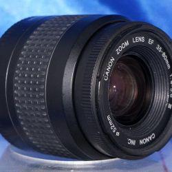 Lenses for a photo. Canon ef