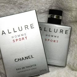 Allure Homme Sport Channel men's fragrance