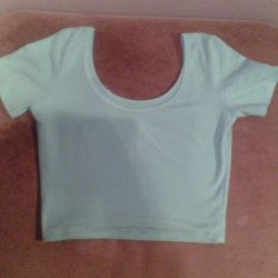 Shortened top