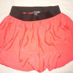 Summer skirt for a girl (XXI)