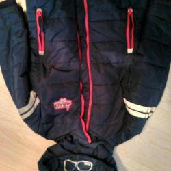Jacket barkito r.116 pentru toamnă