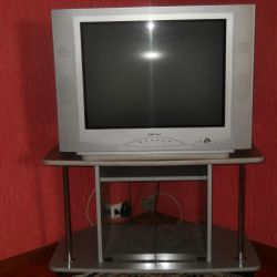 TV + stand