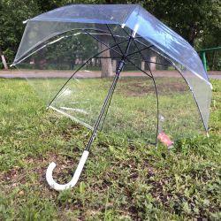 Ομπρέλα διαφανής νέα