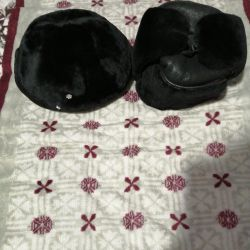Muton beret and men's hat