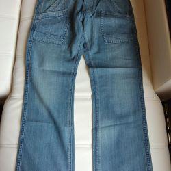 Новые джинсы PIERRE CARDIN (оригинал)