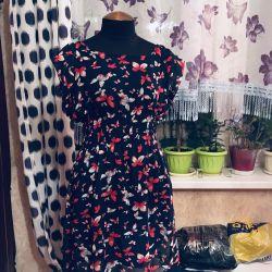 Dress chiffon sundress company 42/44