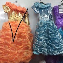 Used dresses, 122-132