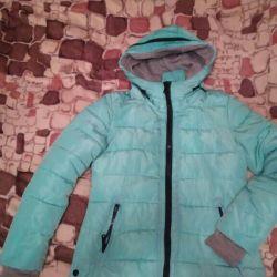 Куртка женская пуховик парка ветровка