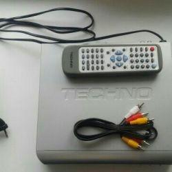 Αναπαραγωγή βίντεο DVD Techno 559