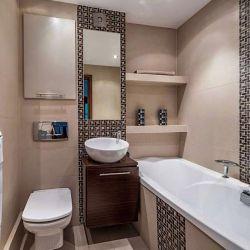 Bathrooms under the
