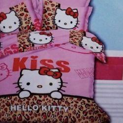 Bed linen for girls