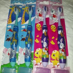 Children's toothbrush denta